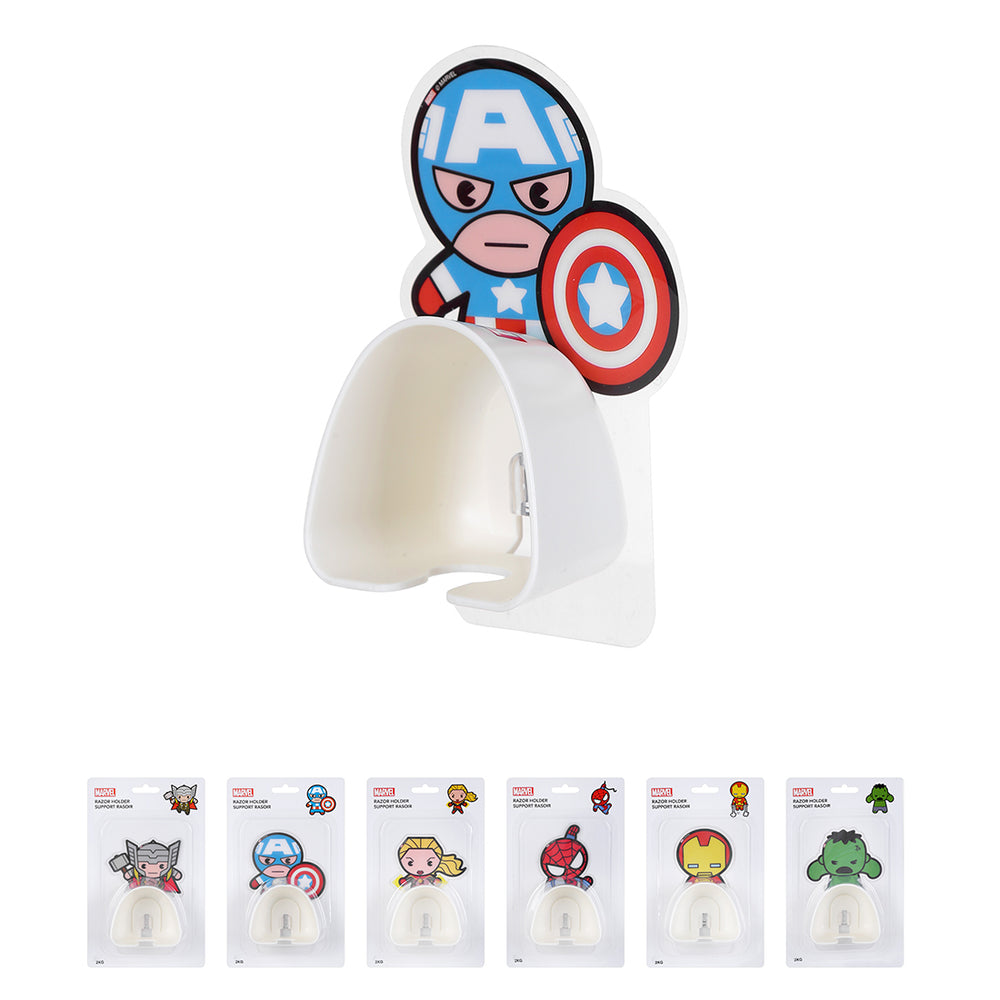 MINISO x MARVEL - Waterproof Razor Holder Case, Random Pattern