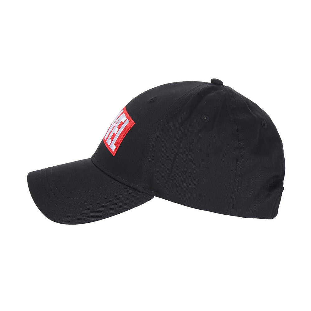 MINISO x Marvel - Adjustable Baseball Cap - Marvel Logo