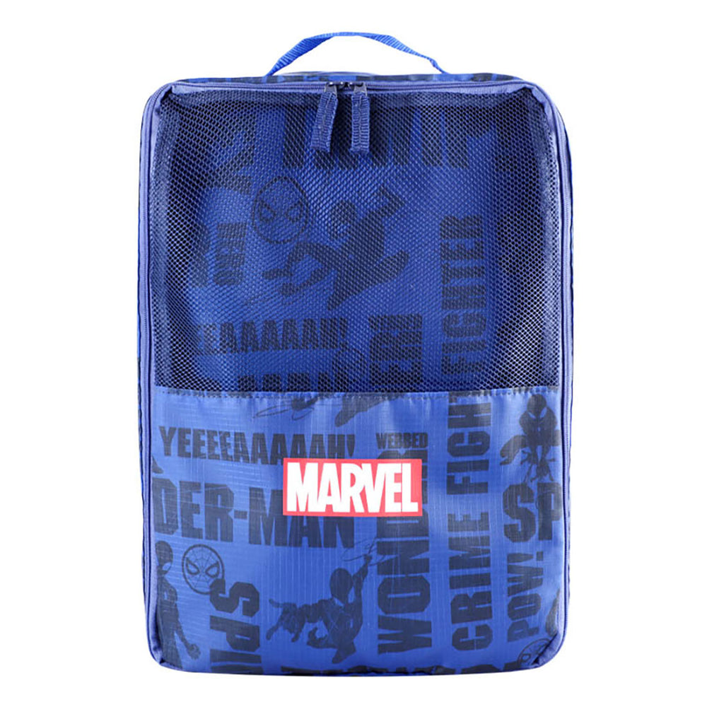 MINISO x Marvel - Waterproof Travelling Shoe Organizer Bag