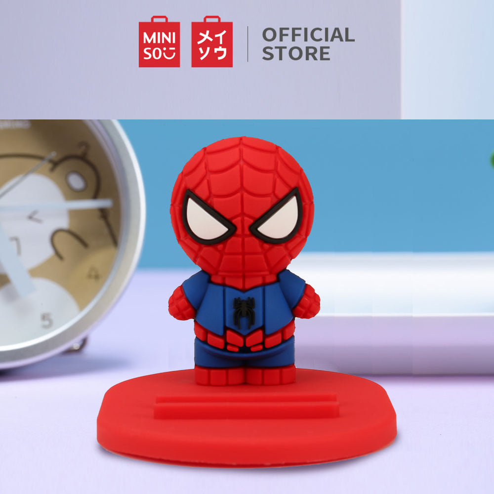 MINISO x MARVEL - Desktop Cellphone Holder - Spiderman