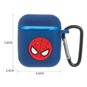 MINISO x Marvel - Silicone Airpods Case - Spiderman