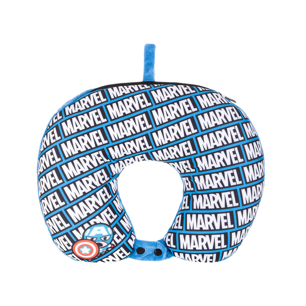 MINISO x Marvel - 2 in1 U-shaped Pillow