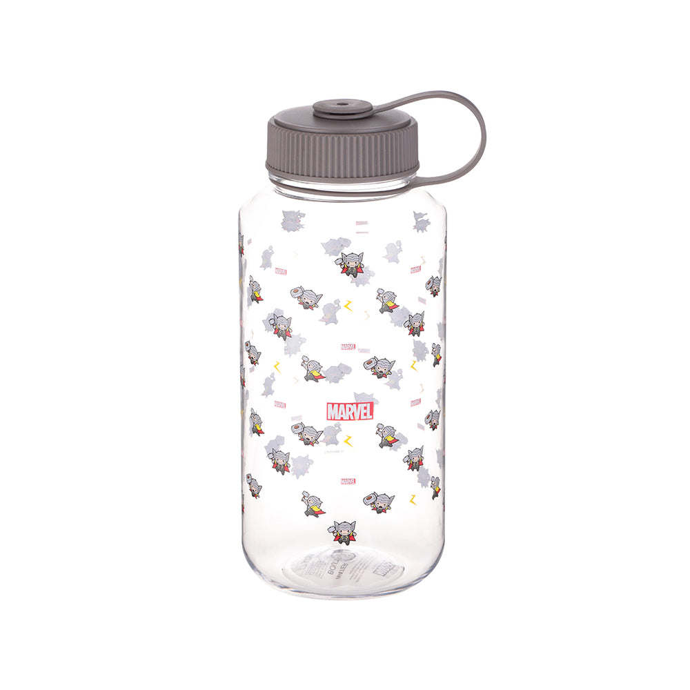 MINISO MARVEL Plastic Tumbler Travel Bottle 1150ml