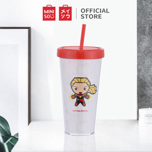 MINISO MARVEL Tumbler,Captain Marvel
