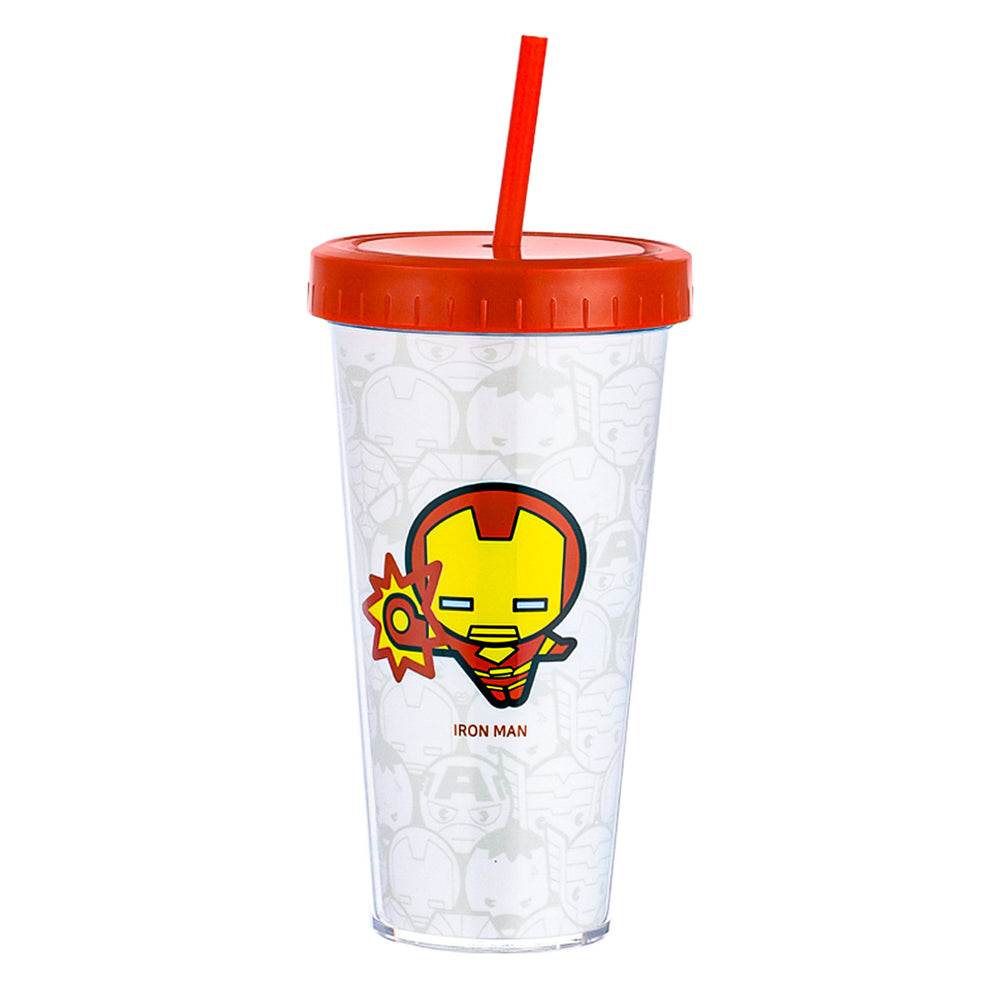 MINISO MARVEL Tumbler,Iron Man