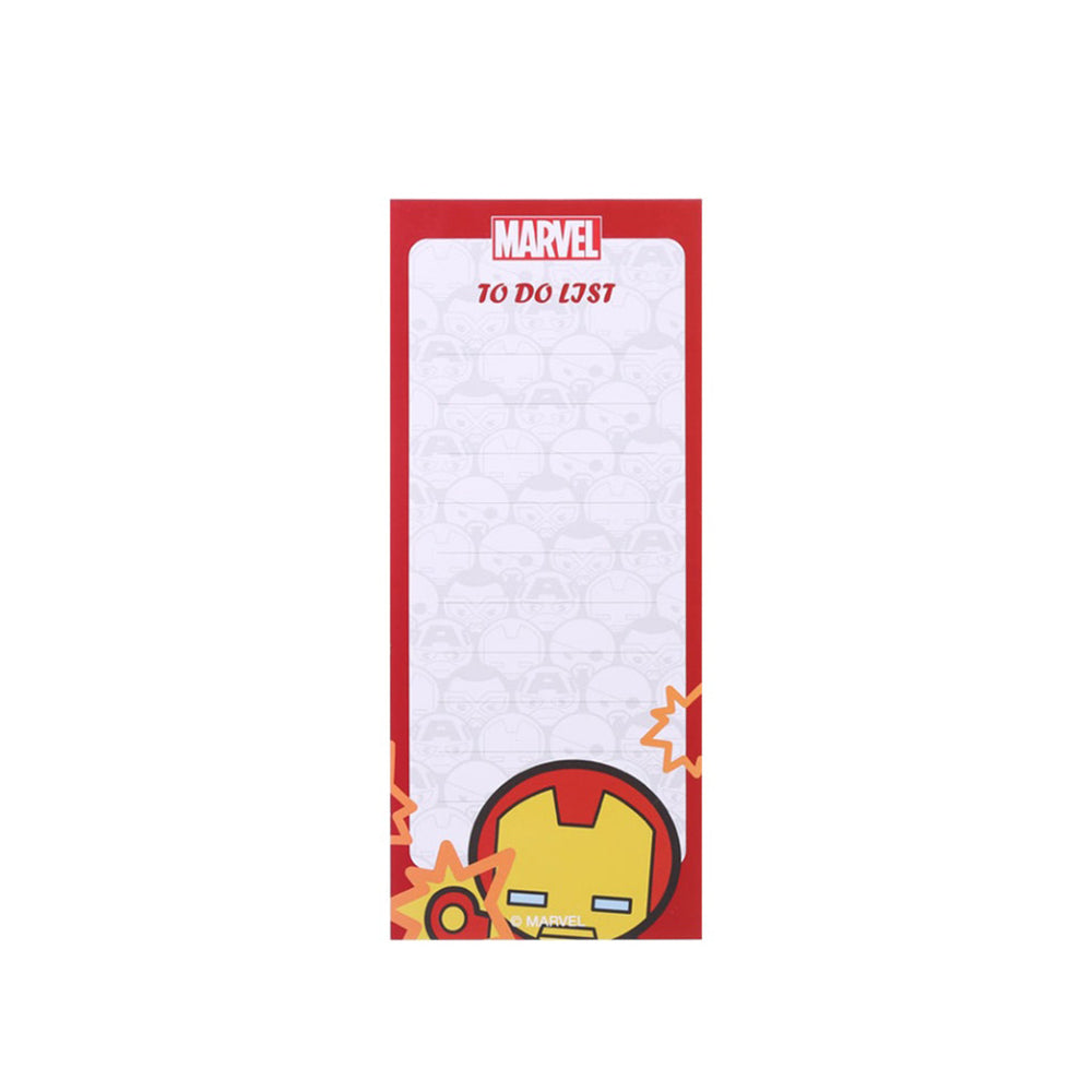 MINISO x Marvel - Fridge Magnetic Notepad, Random Color