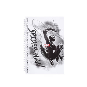 MINISO x Marvel - Cartoon Notebook Wirebound Book 70 Sheets, Medium