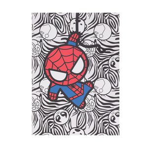 MINISO x Marvel - A6 Cartoon Notebook Memo Book
