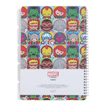 MINISO x Marvel - Wirebound Book A4 Memo Book, 60 Sheets