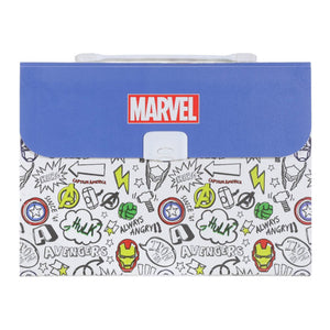 Load image into Gallery viewer, MINISO x Marvel - Expanding Organizer File Folder