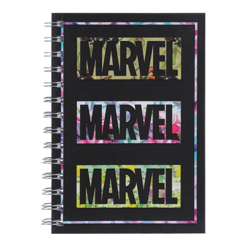 MINISO x Marvel - UV Memo Book,Diary Journal Writing Pad