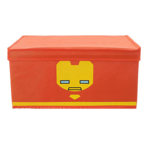 MINISO x Marvel Large Storage Boxes with Grid & Lid