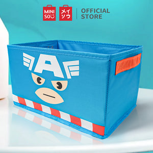 MINISO x MARVEL - Foldable Organizer Storage Box - Captain America