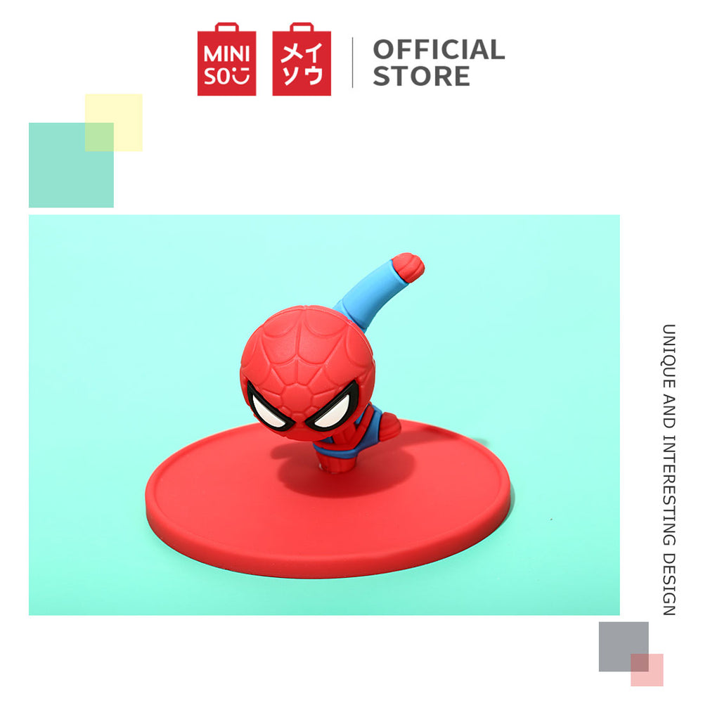 Load image into Gallery viewer, MINISO Marvel Toothbrush Washroom Cup