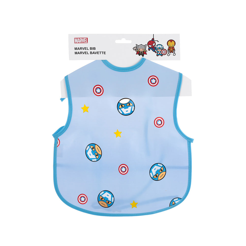 MINISO x Marvel - Cute Icons Baby Bib (Random Pick)