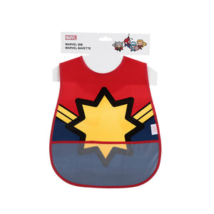 MINISO x Marvel - Solid Colored Baby Bib (Random Pick)