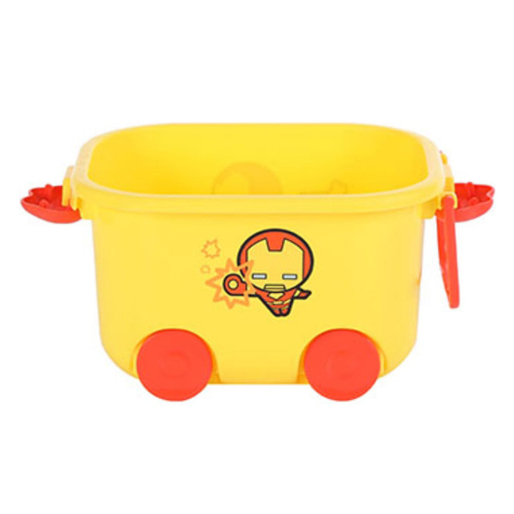 MINISO x MARVEL - Small Storage Container with Wheels