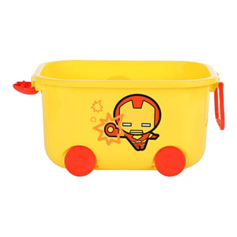 MINISO x MARVEL - Large Storage Container with Wheels