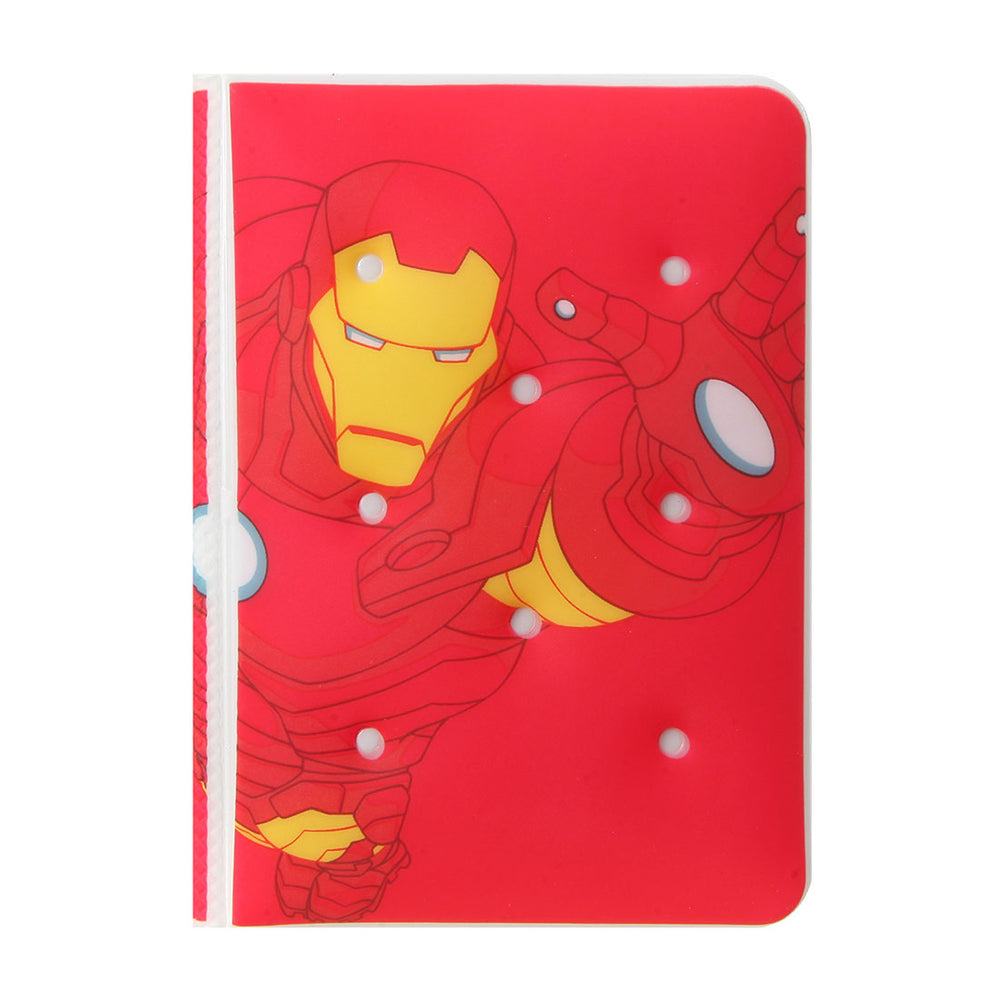 MINISO x Marvel - Passport Holder Travel Wallet Cover