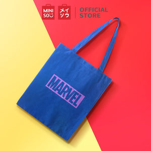 MINISO x Marvel - Logo Shoulder Bag Tote Bag