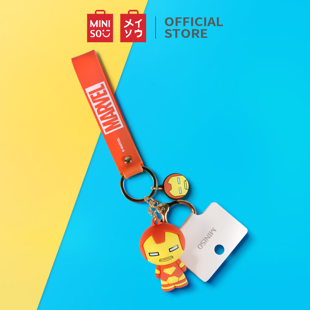 MINISO x MARVEL - Keychain Collection Pendant - Iron Man