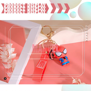 Load image into Gallery viewer, MINISO x MARVEL - Keychain Collection Pendant - Spiderman