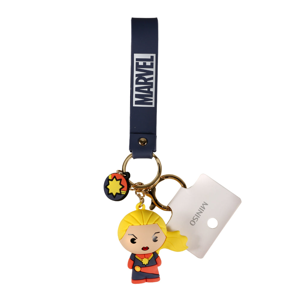 MINISO x MARVEL - Keychain Collection Pendant - Captain Marvel