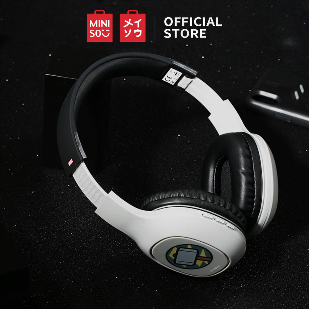 Load image into Gallery viewer, MINISO x MARVEL - Wireless Over-Ear Headphones with Mic