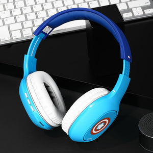 MINISO x MARVEL - Wireless Over-Ear Headphones with Mic