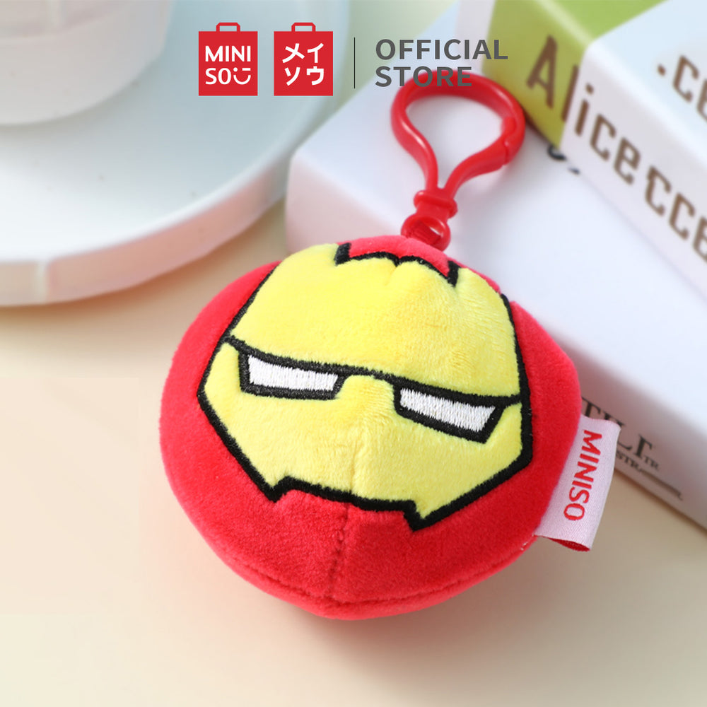 Load image into Gallery viewer, MINISO x Marvel - Keychain Pendant - Iron Man