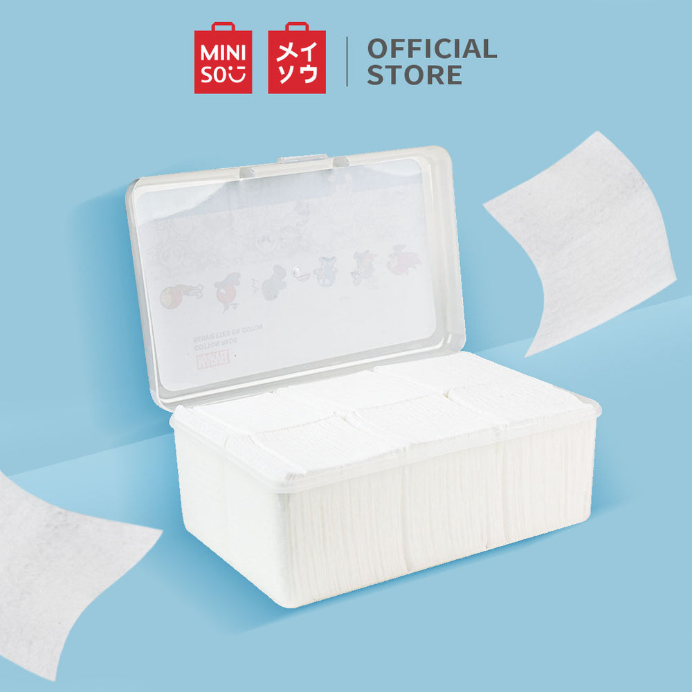 MINISO x Marvel - Cotton Pads