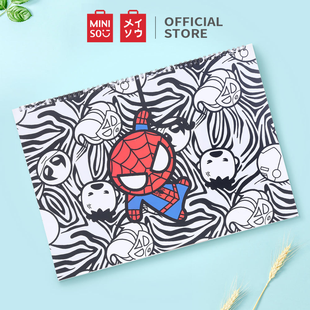 MINISO x Marvel - A3 Sketch Book B