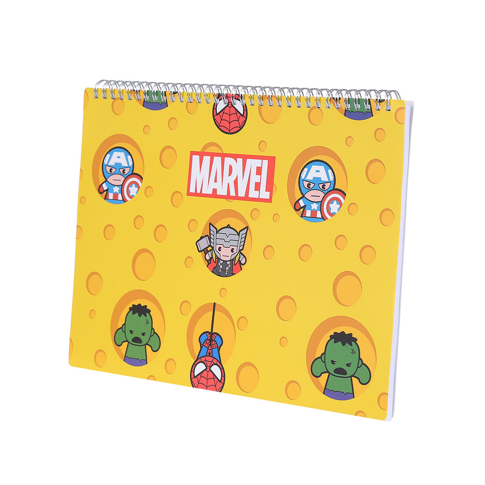 MINISO x Marvel - A4 Sketch Book Type C