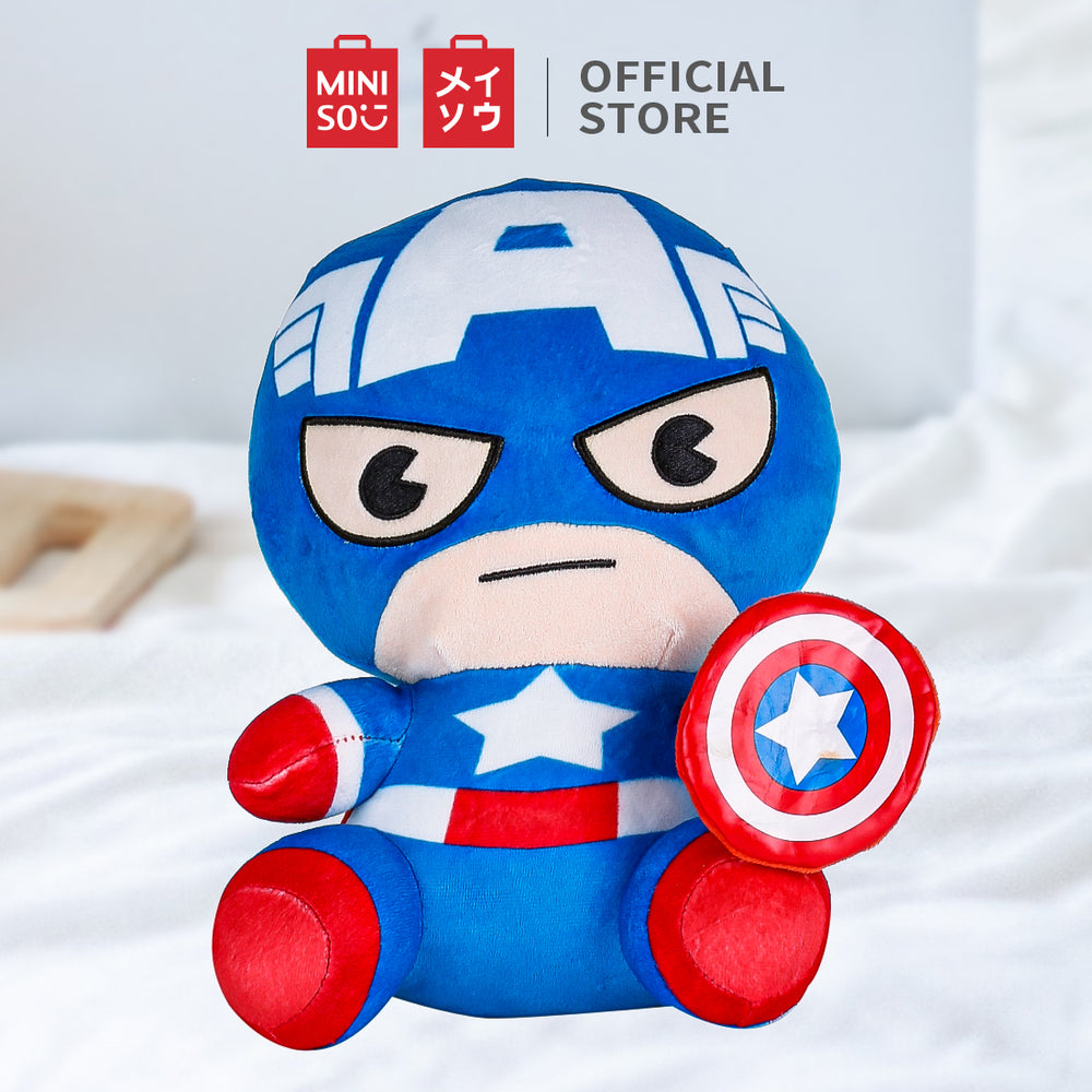 MINISO x MARVEL - Super Hero Plushies