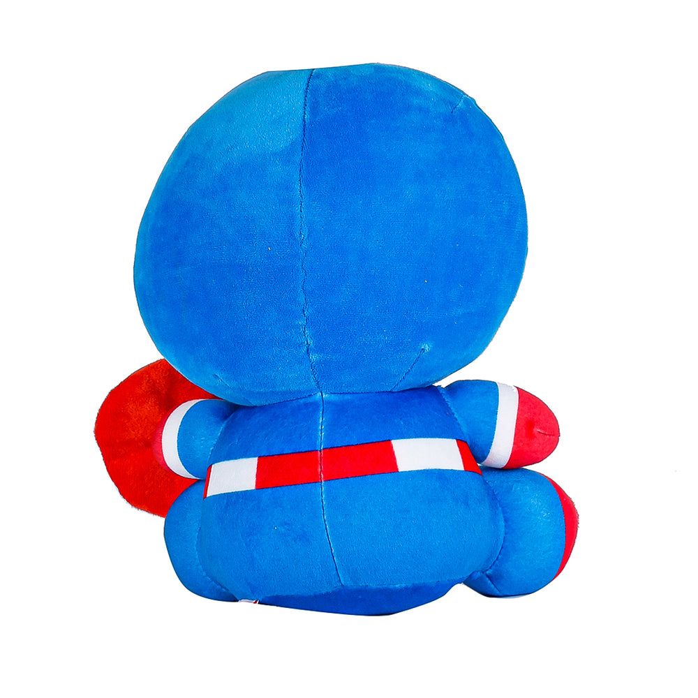 Load image into Gallery viewer, MINISO x MARVEL - Captain America Plushie (Blue)