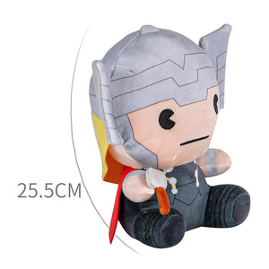 MINISO Marvel Plush Thor, Soft Toys For Kids, Grey