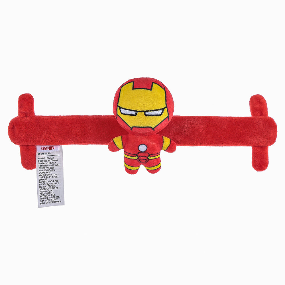 MINISO x MARVEL - Cute Slap Wrist Band Bracelet - Iron Man