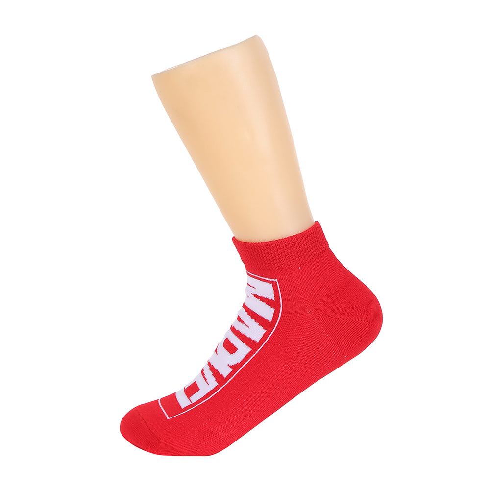 MINISO x Marvel - Women's Low-cut Socks - Marvel Logo
