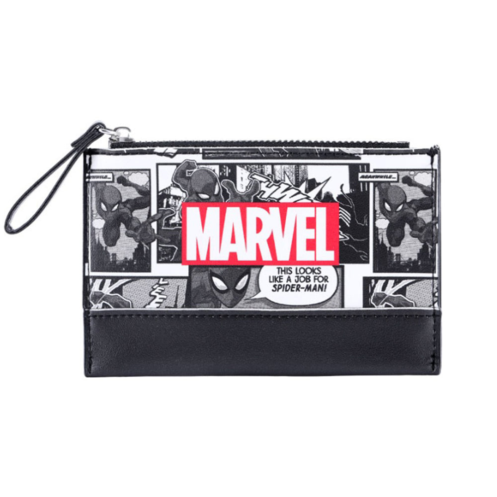 Miniso x Marvel - Comic Fashionable Clutch