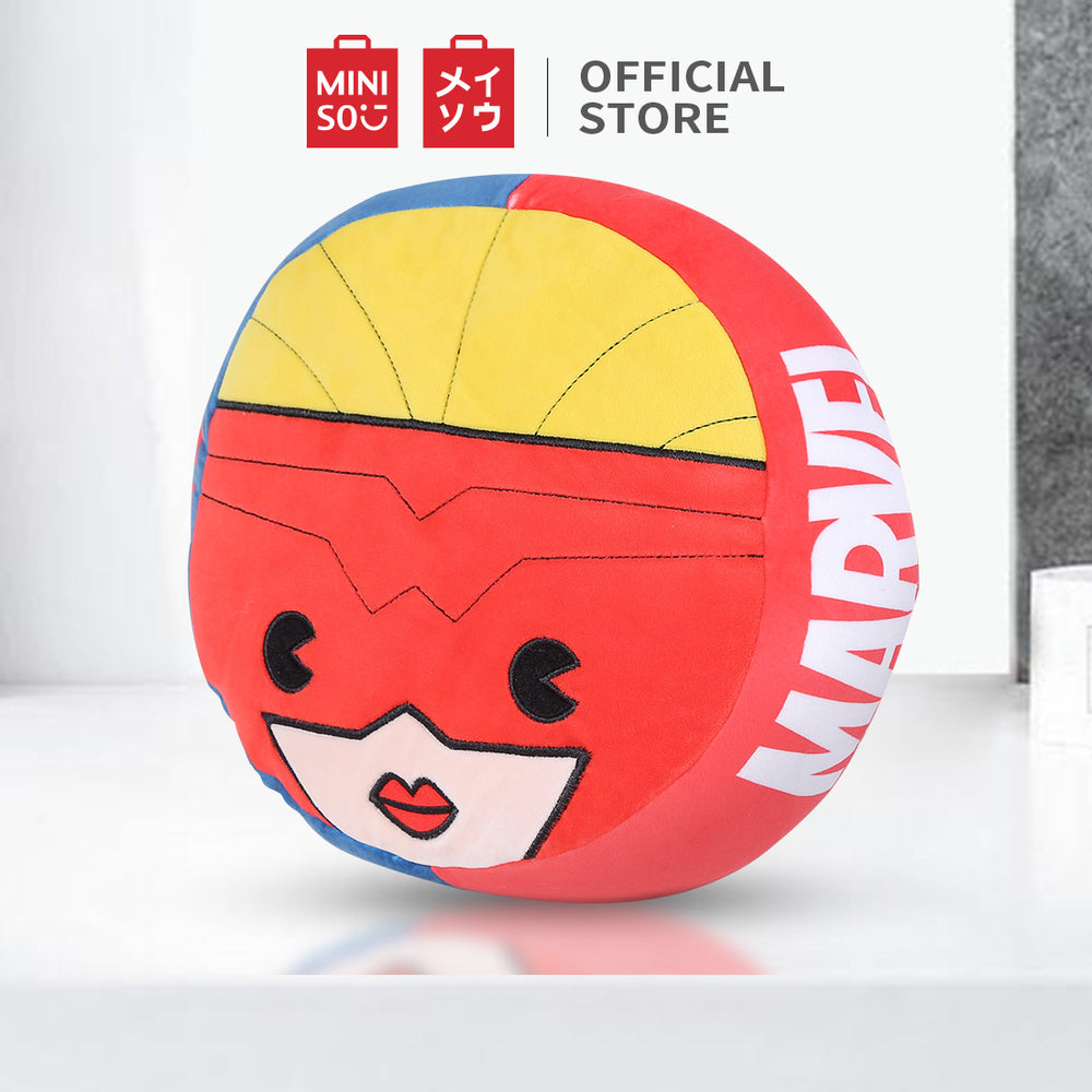 MINISO Marvel Cushion-Captain Marvel