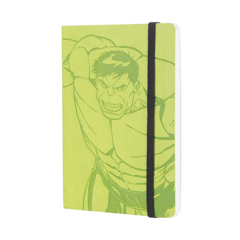 MINISO x Marvel -  Small PU Memo Book - Hulk