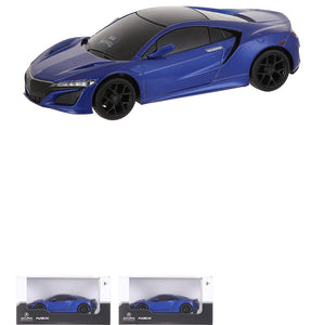 MINISO Officially Licensed 1:31 Acura NSX(Touch Type) Blue