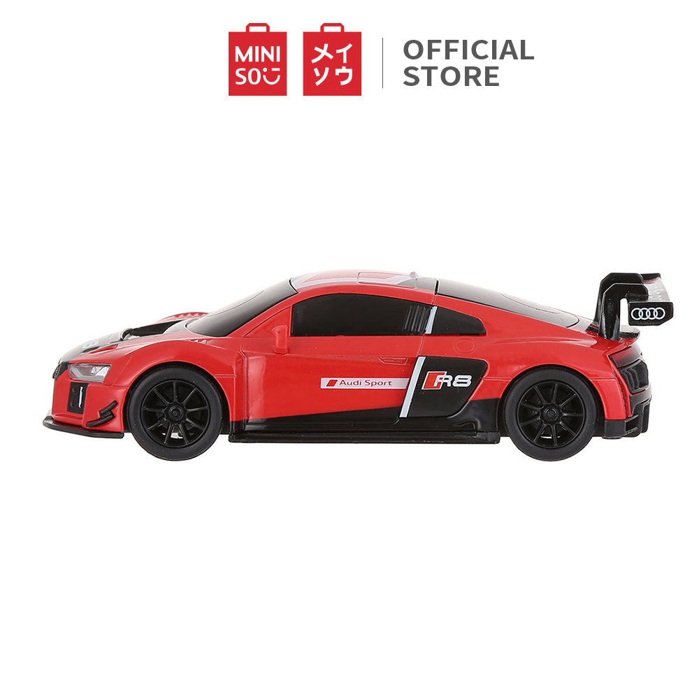 MINISO Officially Licensed 1:32 Audi R8 LMS Touch Type, Red