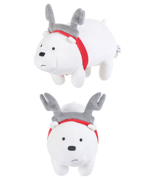 MINISO x We Bare Bears - Cute Jolly Plush Toy
