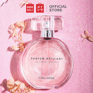 Load image into Gallery viewer, MINISO Glittering Perfume (Pink)