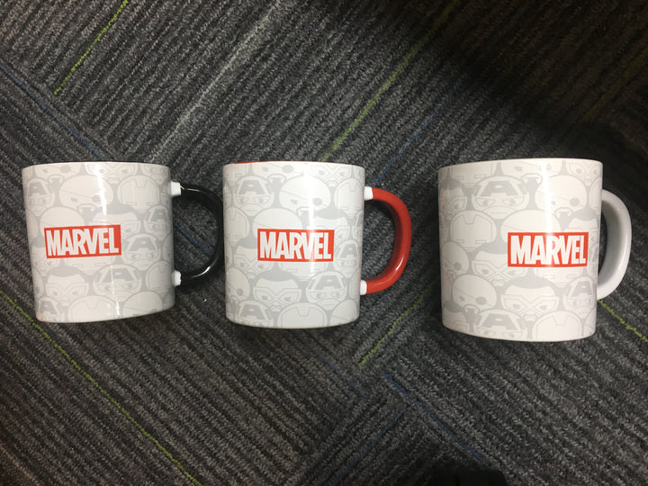 MINISO x MARVEL - Comic Series Ceramic Coffee Mug, 13oz