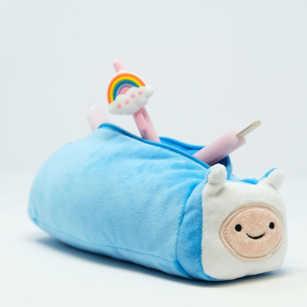 MINISO x Adventure Time - Soft Plush Zipper Pen Case