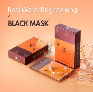Jayjun - Real Water Brightening Black Mask