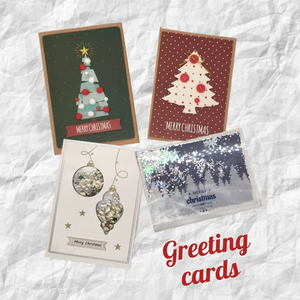 MINISO Christmas Series - Greeting Card, Random Color