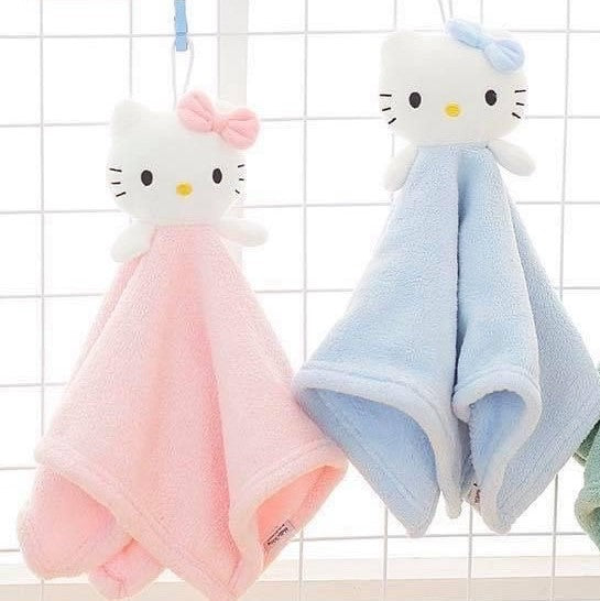 MINISO x Sanrio - Hello Kitty Hand Towel, Random Colour